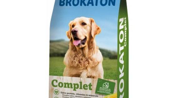 BROKATON Complet pour chien adulte - 20kg