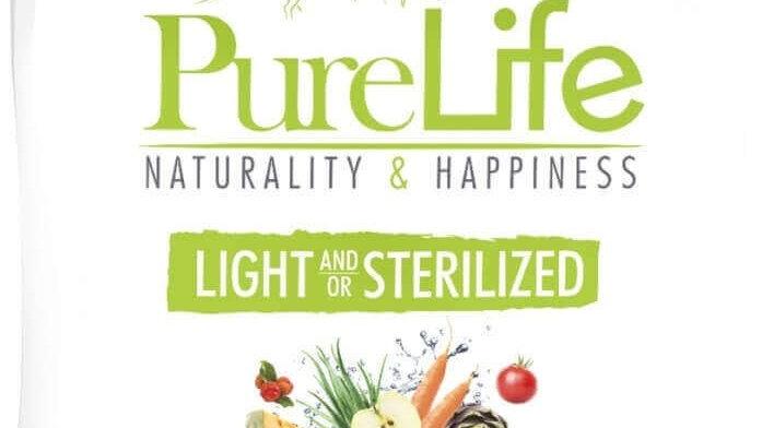 PRO-NUTRITION Flatazor Pure Life Sans Céréales Light & Sterilized 12kg