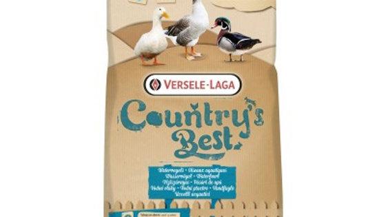 Duck 3&4 pellet Country's Best granulé d'élevage 2mm 20kg