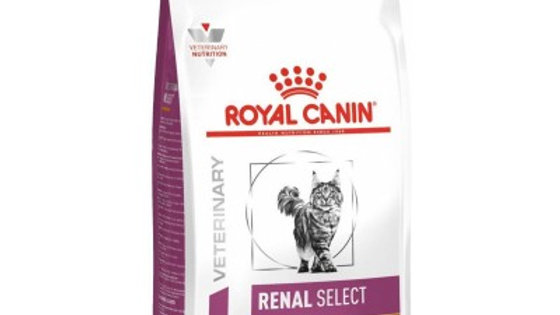 Royal Canin Veterinary Diet Renal Select4 RSE24 4kg