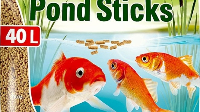 TetraPond Sticks 40L + 10L offerts