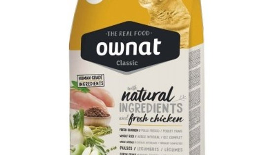 OWNAT Classic Daily Care pour chat adulte - 4kg