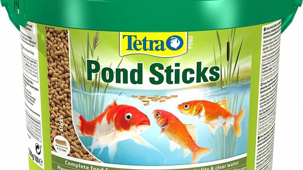 TetraPond Sticks 10L