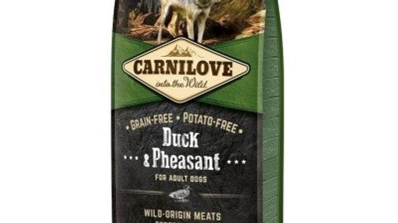 Carnilove canard et faisan 12kg