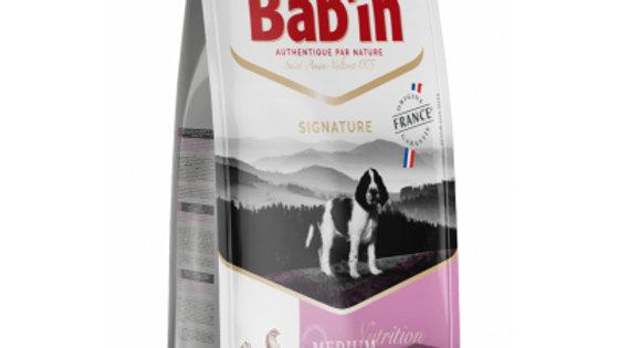 BAB'IN Signature Medium Junior au poulet - 15 kg