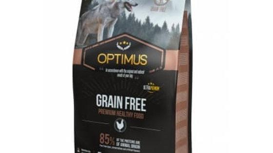 OPTIMUS Adult Sans céréales - 12kg