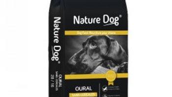 Oural Pro sans céréale 28/16 Nature Dog 15kg