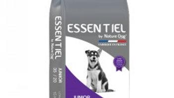 Croquettes Essentiel Junior 35/20 Low Grain Nature Dog 15kg