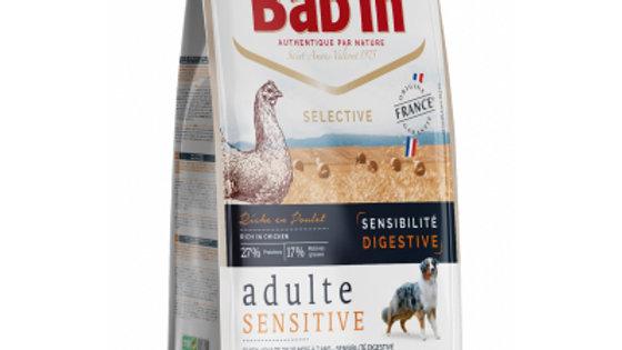 BAB'IN Selective adulte Sensitive Poulet pour chien sensible 12kg