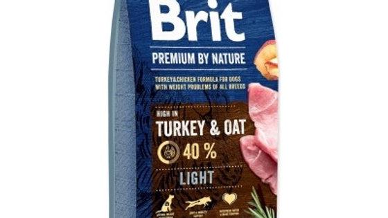 BRIT Premium By Nature Light - 15kg
