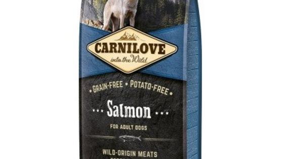 CARNILOVE Adult Saumon 12kg