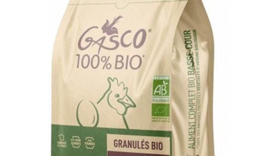 Granulés BIO pour Poules Pondeuses GASCO 10kg