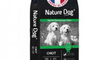 Croquettes Nature Dog Chiot 32/21 4kg