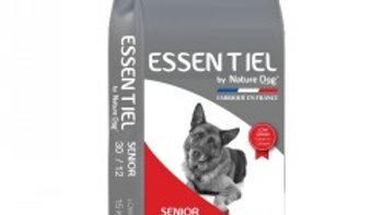 Croquettes Essentiel Senior 30/12 Low Grain Nature Dog 15kg