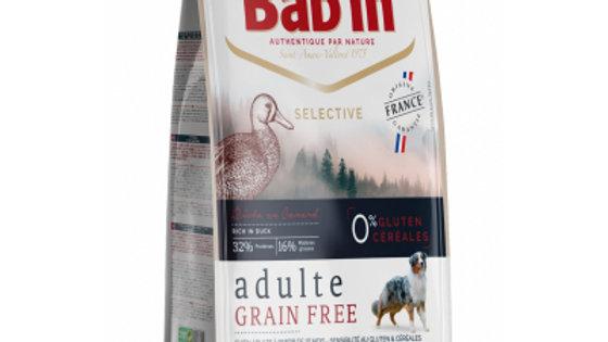 BAB'IN Selective adulte Grain Free au Canard - 12 kg