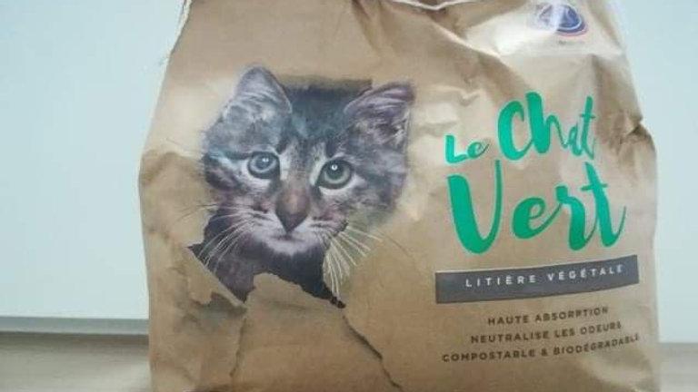 Litière chat 10L Le Chat Vert Piveteau Bois