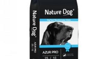 Azur Pro 25/10 Nature Dog 20kg