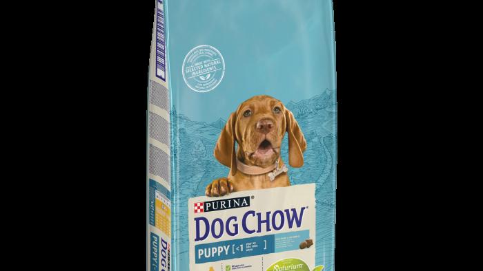 PURINA DOG CHOW Puppy. 14 kg. Croquettes au poulet pour chiots