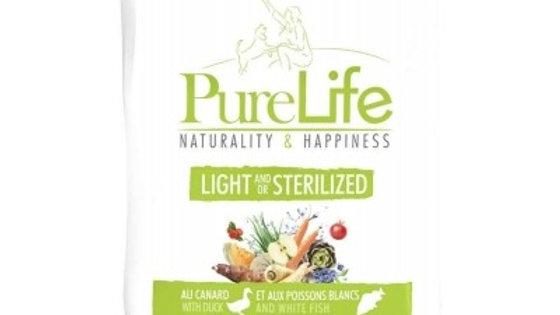 Flatazor PureLife Light / stérilisé 12kg
