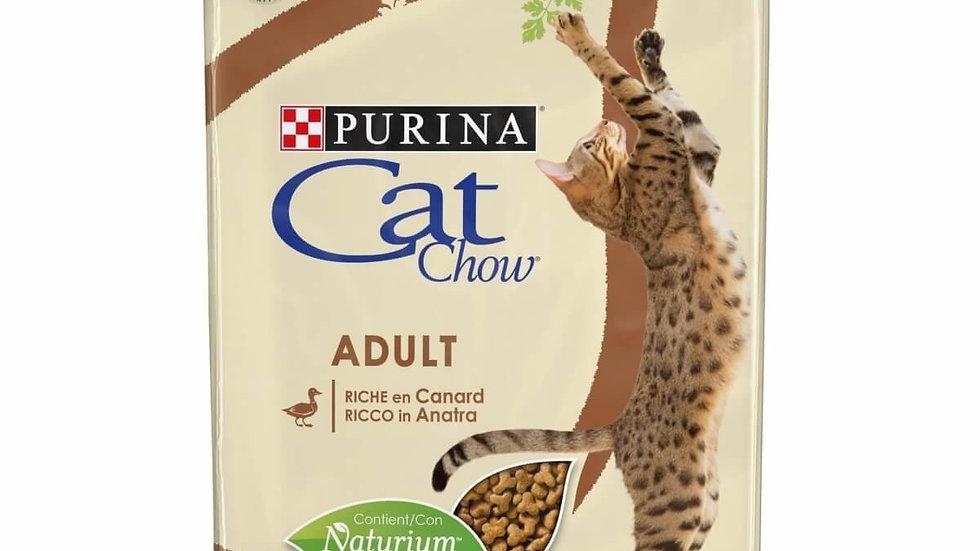 CAT CHOW ADULT pour chat riche en Canard 3kg