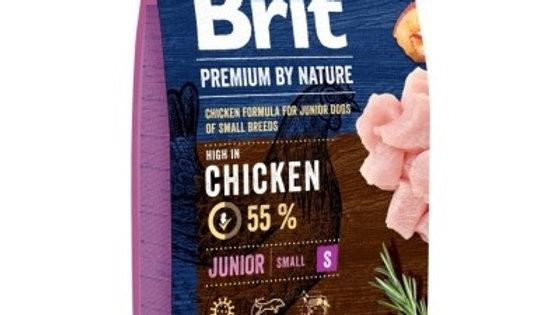 BRIT Premium By Nature Junior S - 3kg