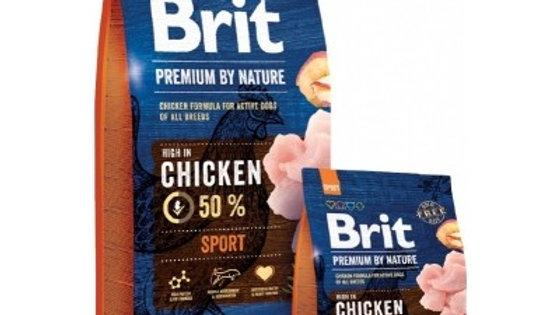 BRIT Premium By Nature Sport - 15kg