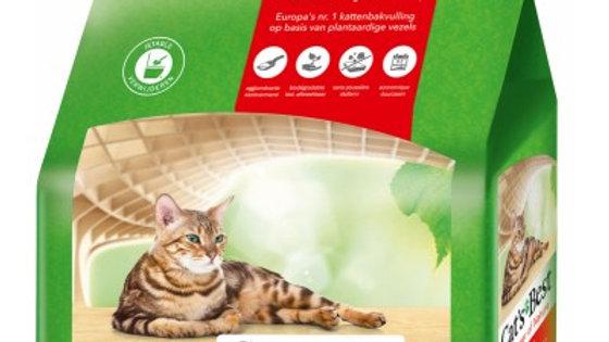 Cat's Best Original - litière végétale agglomérante pour chat 10L 4,3kg