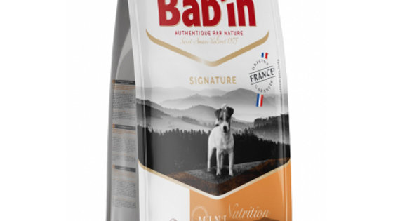 BAB'IN Signature Mini adulte au canard - 8 kg