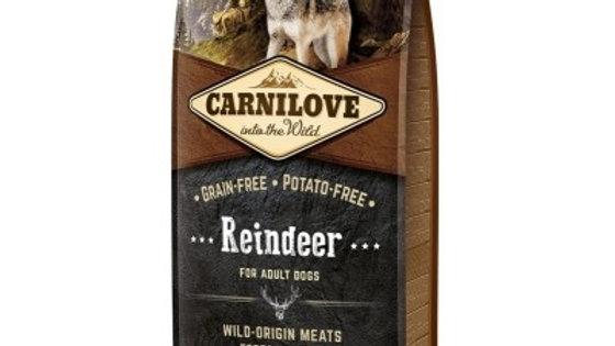 CARNILOVE chien Adult Renne 12kg
