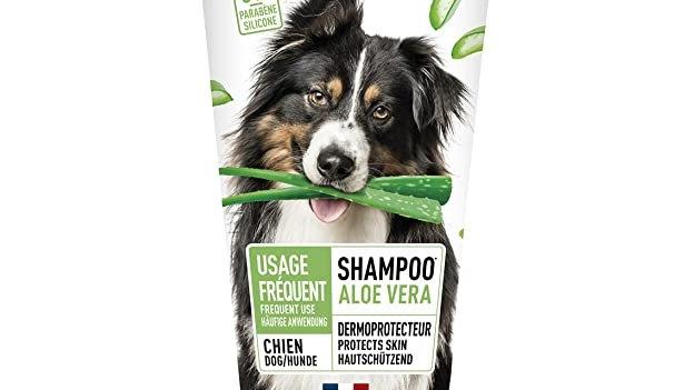 Shampoing pour Chien Usage Fréquent à l'Aloe Vera 300ml Vetocanis