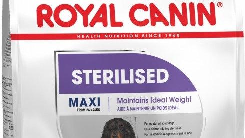 Royal Canin Maxi adulte Sterilised 12kg
