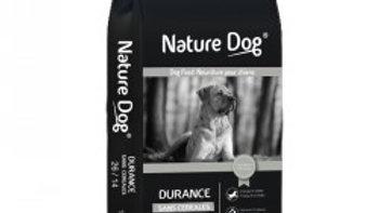 Durance Pro sans céréale 26/14 Nature Dog 15kg