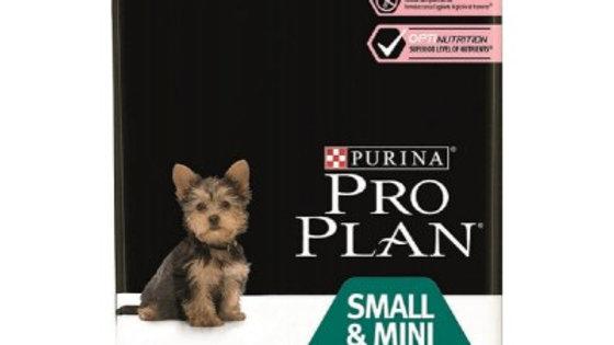 PRO PLAN Chien Small & Mini Puppy Sensitive Skin 3kg