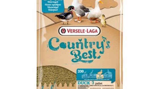 Duck 3 Pellet Country's Best entretien 20kg