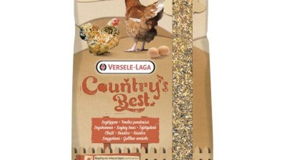 Gold 4 Mix Country's Best Mélange de graines avec granulés de ponte 20kg