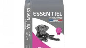 Croquettes Essentiel Chiot 35/20 Low Grain Nature Dog 15kg