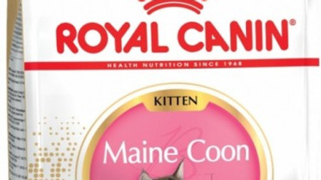 Royal Canin Breed Maine Coon Kitten 4kg