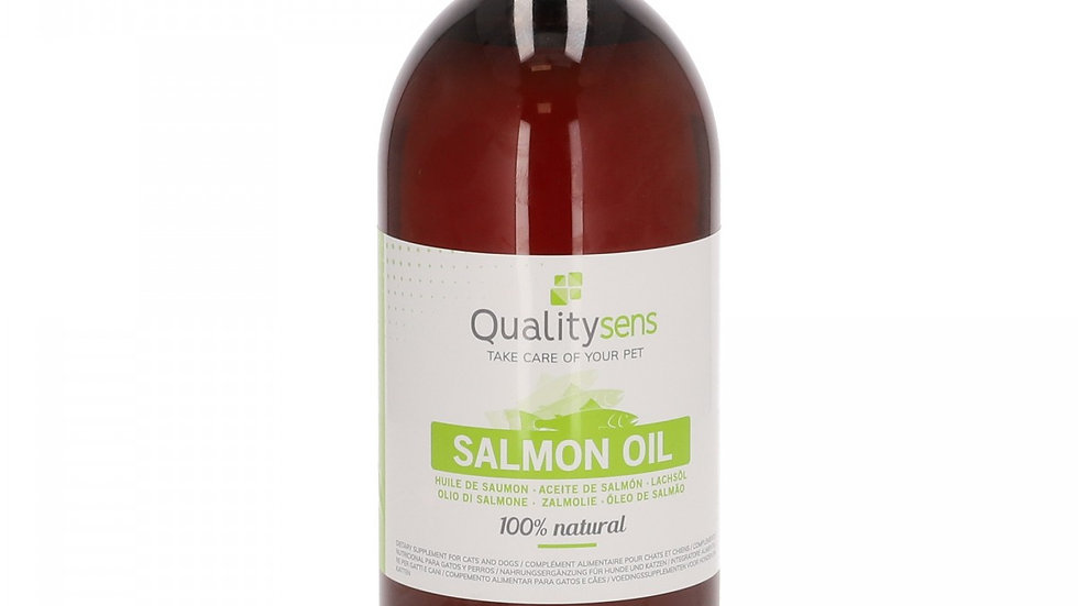 Huile de saumon premium 1L