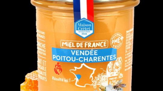 Miel Vendée Poitou-Charentes 425g