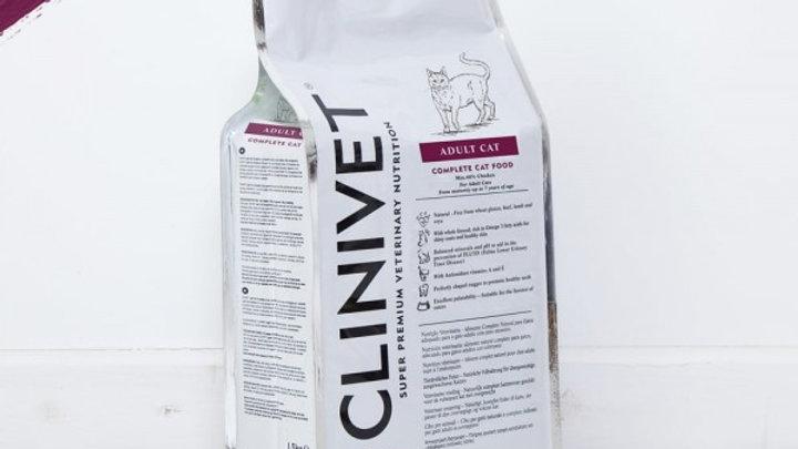 Chat ADULTE - CLINIVET Superpremium Veterinary Nutrition 4kg