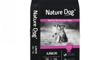 Junior 28/18 Nature Dog 15kg