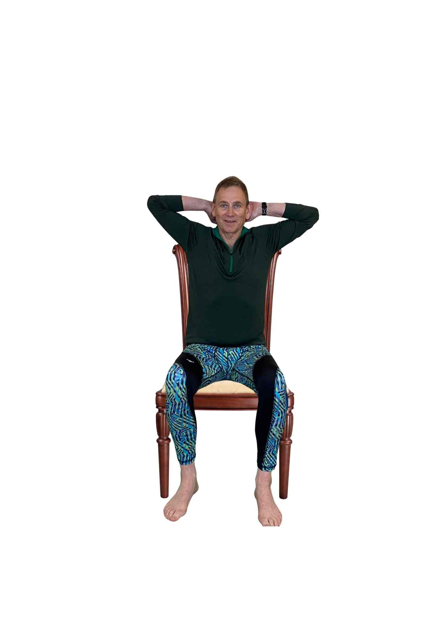 Chair Yoga for All