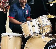 Elijah - Drum Instructor