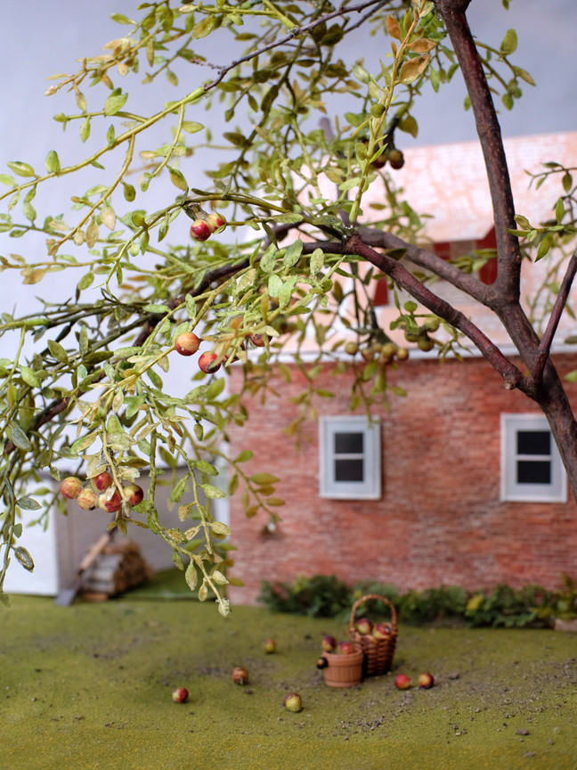 Under the Apple Tree, 2019