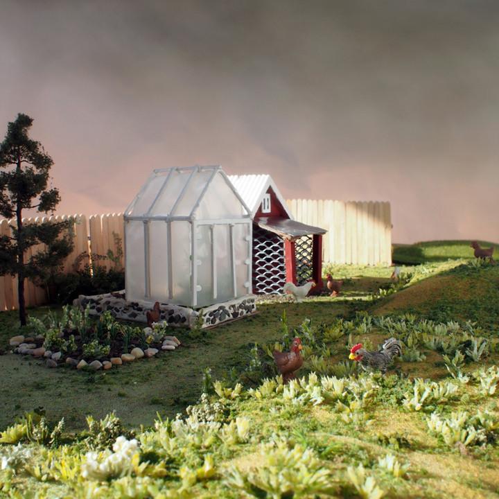 Backyard Utopia, 2015