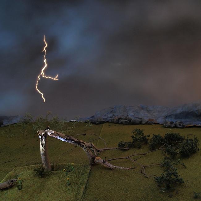 Lightning Break, 2012