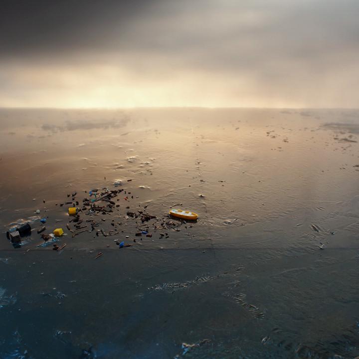 Adrift at Sunrise, 2013