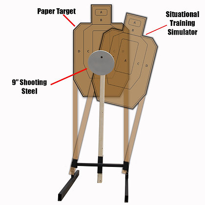 Deluxe ATS Target Stand