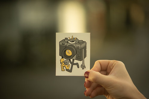 SOEV Sticker Pack