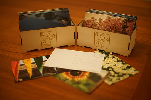 Post Card 3-Pack